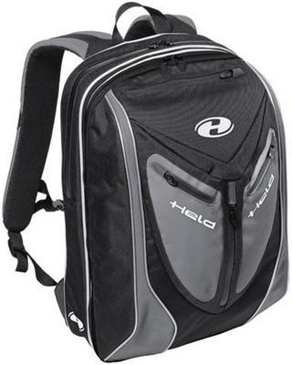 Pratique, le sac à dos Held Multipack.