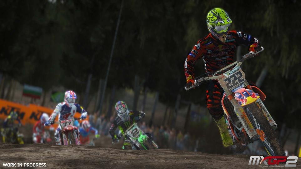 Test : MXGP2 la motocross à l'épreuve sur Xbox One, PS4 et PC
