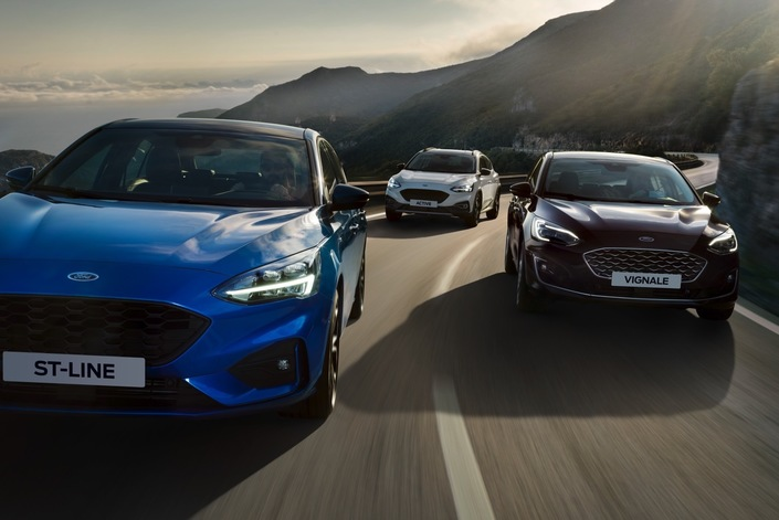 Premier match - Nouvelle Ford Focus vs Peugeot 308