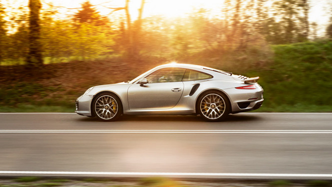 Porsche 911 Turbo: 40 ans de passion