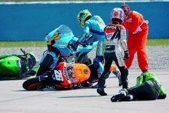 Moto GP: Turquie: Pas d'alerte pour Pedrosa