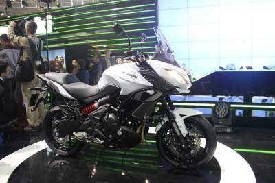 Intermot – Kawasaki: la nouvelle Versys 650 sera à Magny-Cours ce week-end!