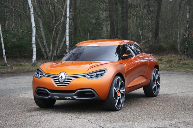 Découverte vidéo - Caradisiac a pu rouler avec le Renault Captur