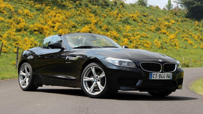 Essai vidéo - BMW Z4 restylée : quand le minimum suffit