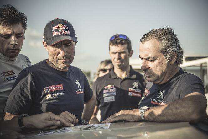 Dakar - Des nouvelles du développement de la Peugeot 2008 DKR