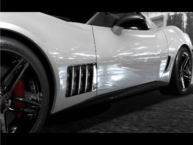 Corvette C3R: des intentions à concrétiser