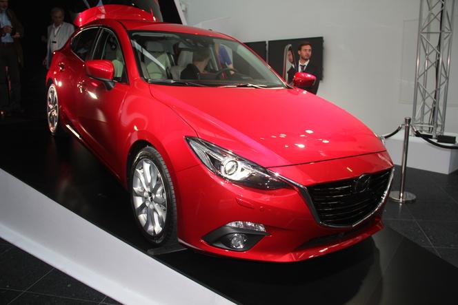 Nouvelle Mazda3 : la présentation live à Londres en vidéo