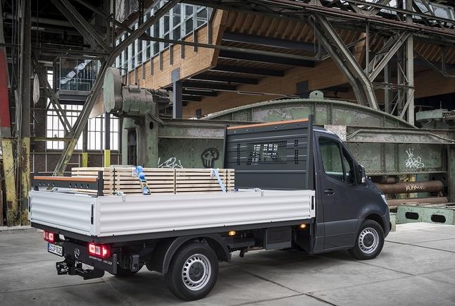 Essai - Mercedes Sprinter: modernité et tradition
