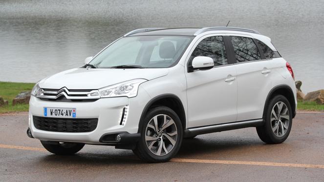 Essai vidéo - Citroën C4 Aircross : quand le prix fait la différence