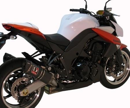 Devil Master : du carbone pour la dernière Kawasaki Z1000.
