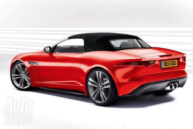 Future Jaguar F-Type: des détails supplémentaires