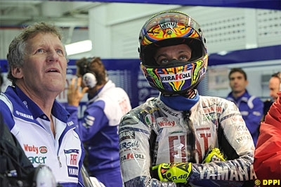Moto GP - Rossi: Valentino aimerait bien faire des essais cette année