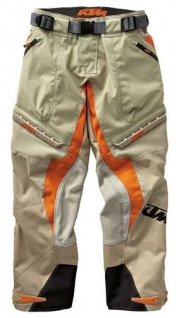 Ensemble off road KTM Rally: le pantalon [2/2].