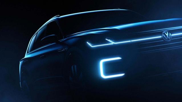 Salon de Beijing 2016 : Volkswagen éclaire un concept de SUV écolo