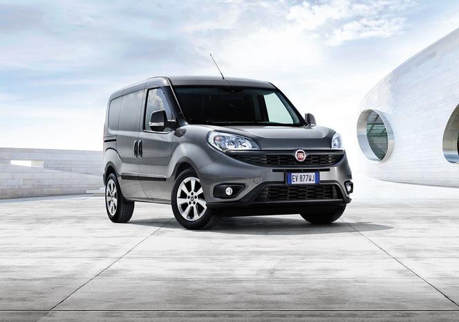 IAA 2014 - Voici le Fiat Doblo restylé