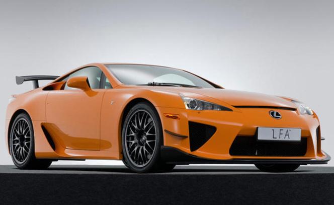 Lexus LFA: une remplaçante déjà envisagée?