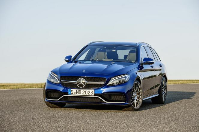 Mondial de Paris 2014 - Mercedes présente les C63 AMG et C63 AMG S