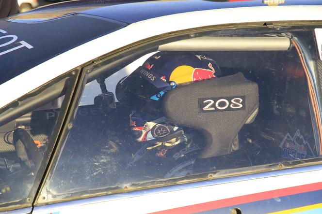En direct de Pikes Peak - Plus que la météo pour battre Loeb et Peugeot