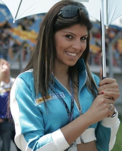 Les demoiselles du Paddock : GP de Turquie