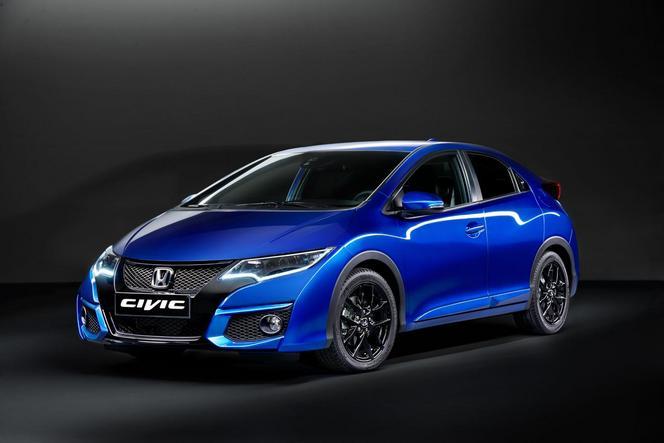 Mondial 2014 : la Honda Civic passe par la case restylage