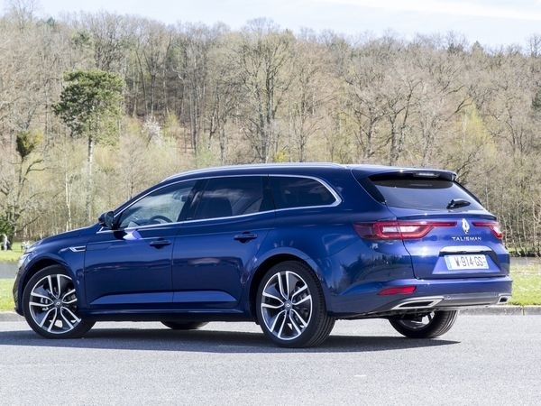 La Renault Talisman Estate arrive en concession : elle vise l'Europe du Nord