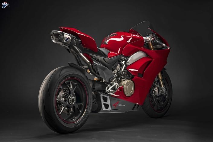 Moto Ducati Panigale V