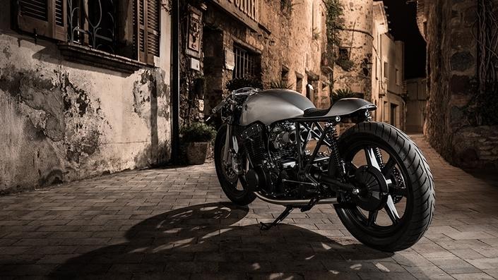 Yamaha Yard Built: trois XSR900 by Auto Fabrica