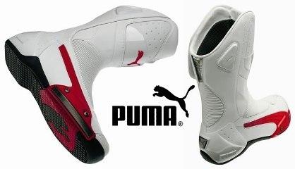 Bottes : Puma Desmo, dernières nées