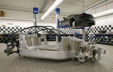 L'Artega GT importée en France: Les détails