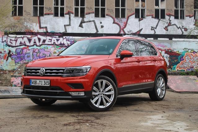 Essai vidéo - Volkswagen Tiguan 2 : le réveil de la Force