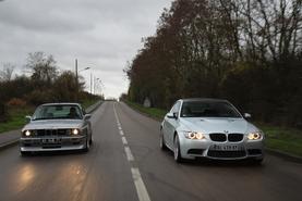Vidéo - BMW M3 E30 (1986) vs BMW M3 E92 (2007) : je dis « M »