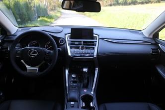Lexus NX 300h : en avant-première, les photos de l'essai