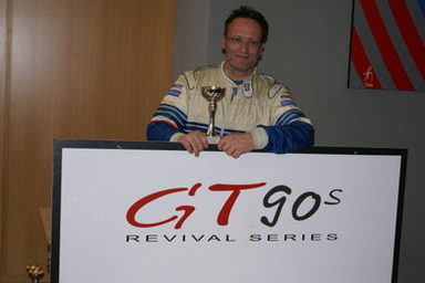 GT 90 Revival au Paul Ricard: La Ferrari 550 pardi!