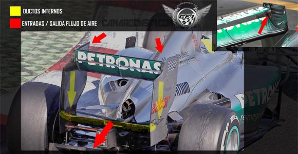F1 : Lotus porte réclamation contre Mercedes (MàJ : Lotus débouté par la FIA)