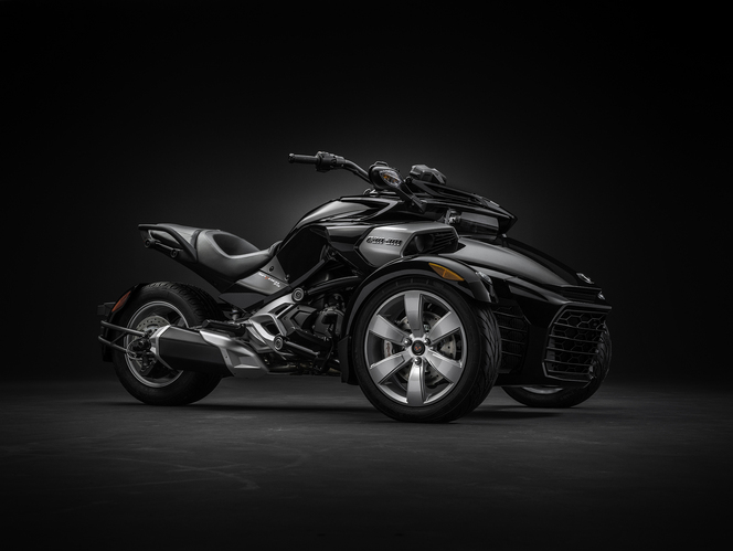 """Voici le Can-Am Spyder F3 """"2015"""""""