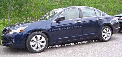 Futures Honda Accord Berline & Coupé: Nues