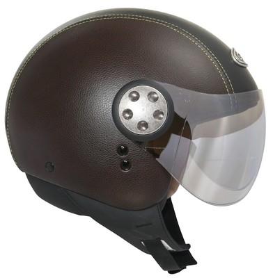 Pour les motards qui sont cuir... le GPA Chester.