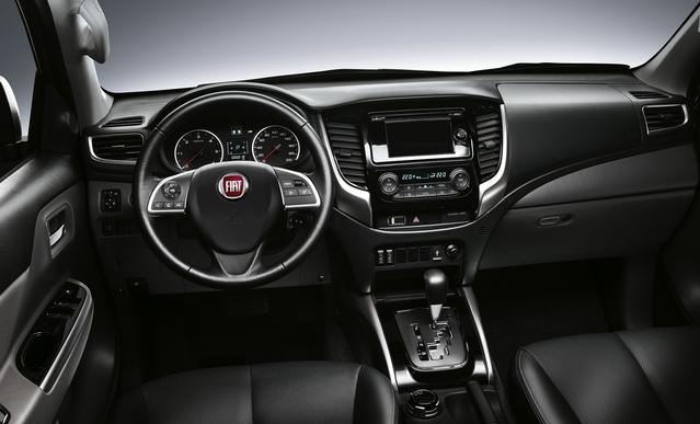 Fiat Fullback : le pick-up débarque en Europe le mois prochain