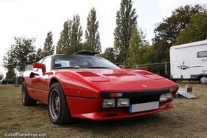 Photos du jour : Ferrari 288 GTO Replica