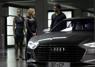 """Captain America : Civil War"" : la star, c'est Audi"