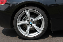 BMW Z4 restylée : en avant-première, les photos de l'essai