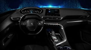 Peugeot dévoile l'i-cockpit du nouveau 3008