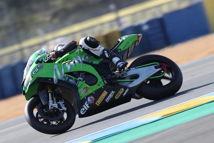 EWC, 24 Heures du Mans Moto: le SRC prend la pôle