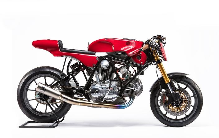 Alpinestars: un concept intemporel Ducati pour les 55 ans