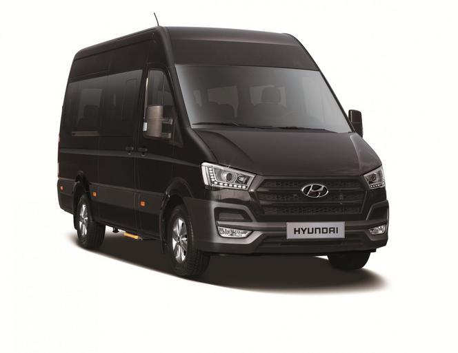 IAA 2014 - Voici le nouveau Hyundai H350