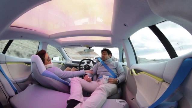 La voiture autonome: pour maintenant ou pour (bien) plus tard?