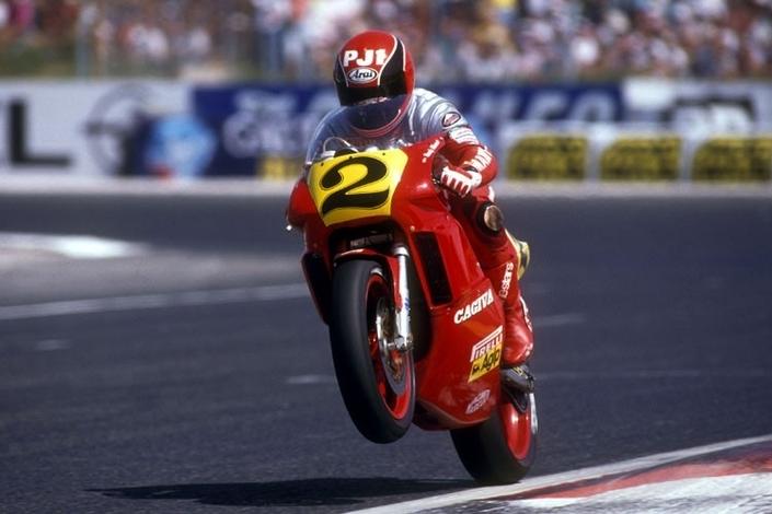 MotoGP - Austin: Mamola? Une légende sans couronne signale Zarco