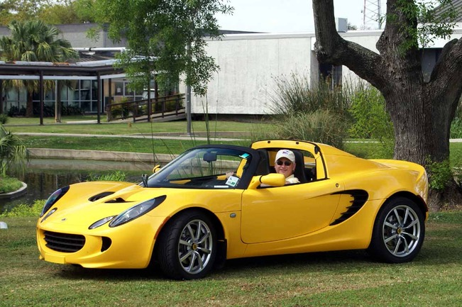 Lotus Elise « Mk2 » : une voiture minimale qui en donne un maximum !