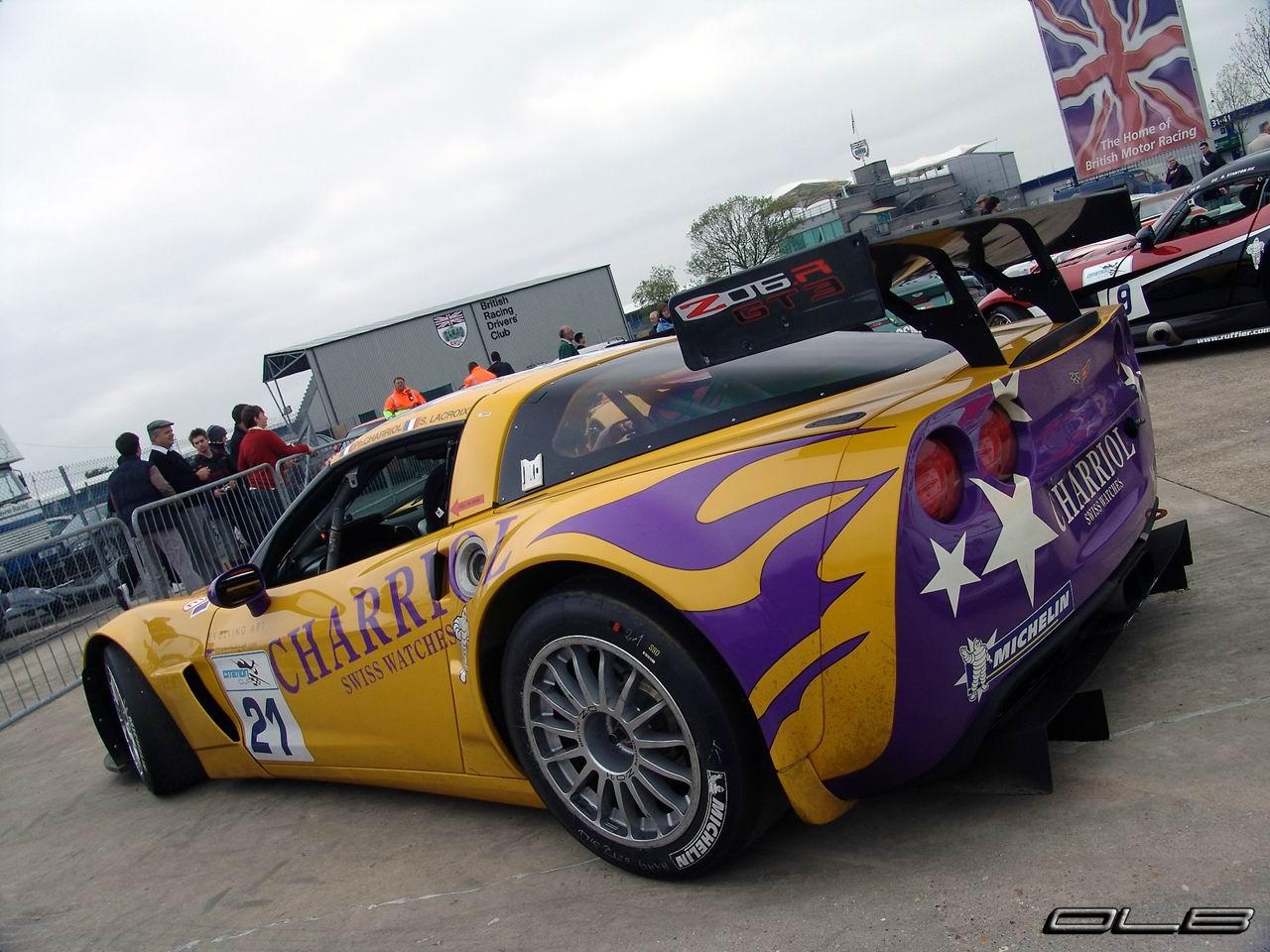 Chevrolet Corvette Z06 GT3