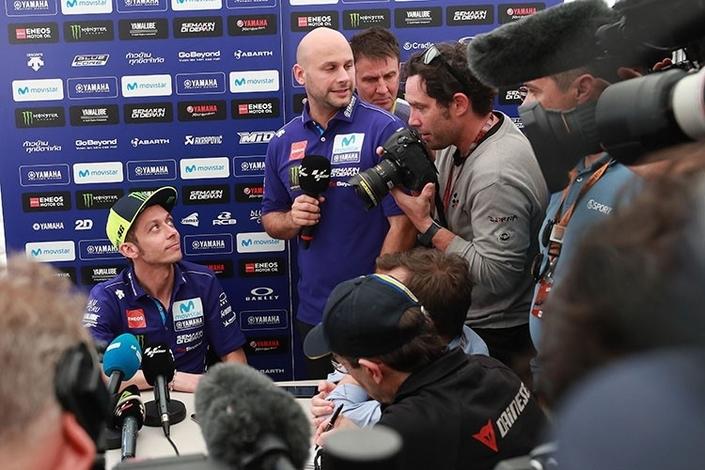MotoGP - Austin J.2: Rossi dans le top 5